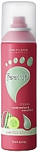 Cooling Watermelon & Cucumber Foot Deodorant Spray - Oriflame Feet Up Spray — photo N1
