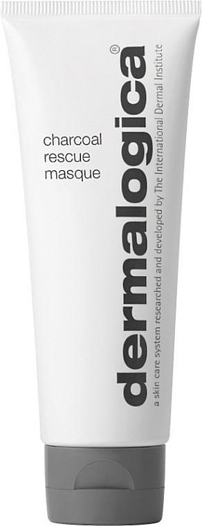 Charcoal Detox Mask - Dermalogica Charcoal Rescue Masque
