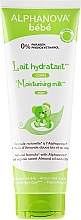 Fragrances, Perfumes, Cosmetics Moisturizing Body Milk - Alphanova Bebe Moisturizing Milk