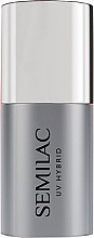 Fragrances, Perfumes, Cosmetics Gel Polish Base Coat - Semilac UV Hybrid BB Base
