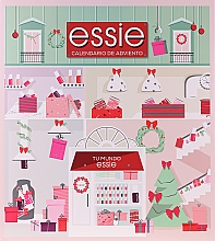 "Fragrances, Perfumes, Cosmetics Set ""Advent Calendar"" - Essie Advent Calendar"