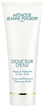 Fragrances, Perfumes, Cosmetics Cleansing Mask - Methode Jeanne Piaubert Douceur D'Eau Purity and Radiance Cleansing Mask