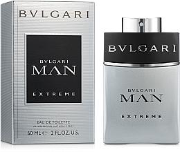 Fragrances, Perfumes, Cosmetics Bvlgari Man Extreme - Eau de Toilette