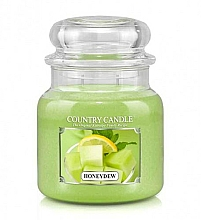 Fragrances, Perfumes, Cosmetics Scented Candle - Country Candle Honeydew
