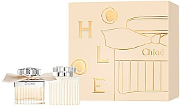 Fragrances, Perfumes, Cosmetics Chloe Signature - Set (edp/50ml + b/lot/100ml)
