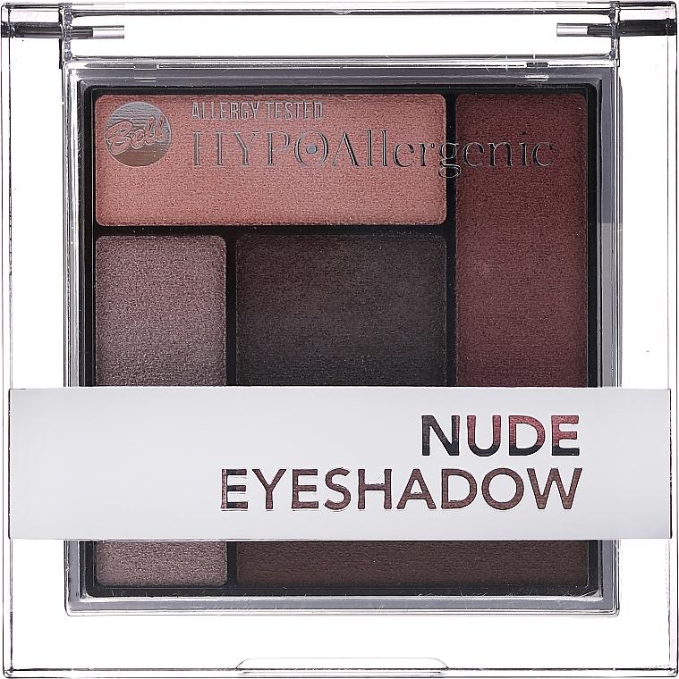 Hypoallergenic Satin-Cream Eyeshadow - Bell Hypoallergenic Nude Eyeshadow