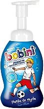 """Fragrances, Perfumes, Cosmetics Bath Foam """"Super Football Player"""" - Bobini Baby Line Bath Foam"""
