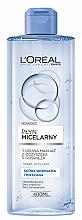 Fragrances, Perfumes, Cosmetics Makeup Removal Micellar Water - L'Oreal Paris Skin Expert Micellar Water