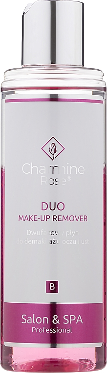 Bi-phasic Makeup Remover - Charmine Rose DUO Make-up Remover — photo N1