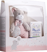Fragrances, Perfumes, Cosmetics Mustela Musti - Set with Toy (edt/50 ml + toy)