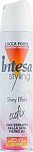 Fragrances, Perfumes, Cosmetics Shiny Hair Spray - Intesa Ecofix Styling Shiny Effect
