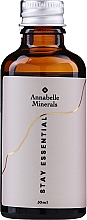 Fragrances, Perfumes, Cosmetics Multifunctional Natural Face Oil - Annabelle Minerals Stay Essential Oil