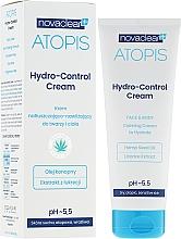 Fragrances, Perfumes, Cosmetics Moisturizing Face & Body Cream - Novaclear Atopis Hydro-Control Cream