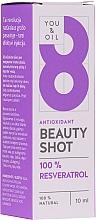 Fragrances, Perfumes, Cosmetics Face Serum - You & Oil Serum Facial N8 Antioxidante Natural Vegano Resveratrol Beauty Shot