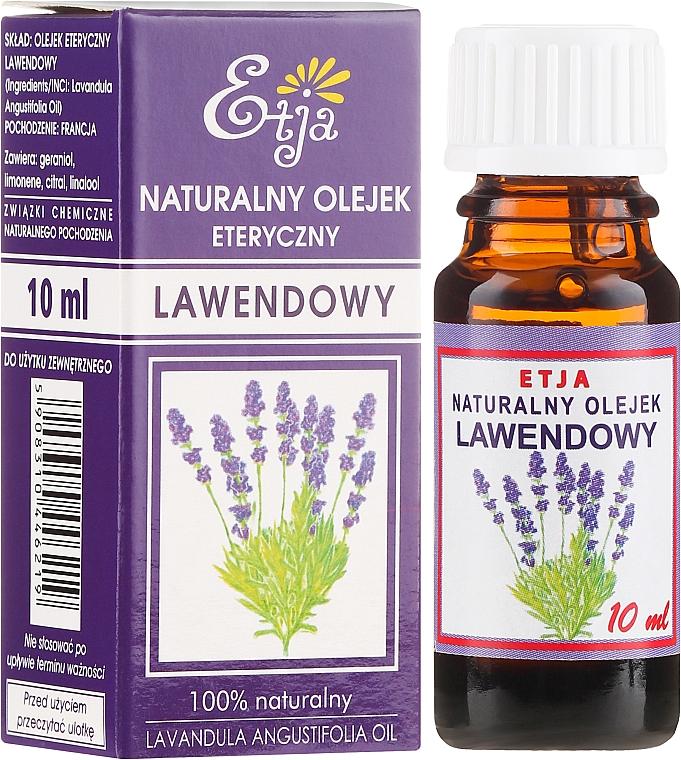Natural Lavender Essential Oil - Etja Natural Essential Oil