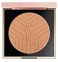 Fragrances, Perfumes, Cosmetics Compact Glow Powder - Yves Saint Laurent 3D All Over Glow Powder