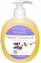 "Fragrances, Perfumes, Cosmetics Hand Liquid Soap ""Soothing with Moisturizing"" - Bentley Organic Body Care Calming & Moisturising Handwash"