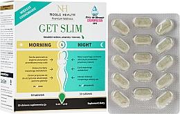 Fragrances, Perfumes, Cosmetics Slimming Complex, 90 pcs - Noble Health Get Slim Morning & Night