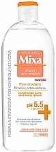 Fragrances, Perfumes, Cosmetics Micellar Water for Dry Skin - Mixa Anti-Dryness Micellar Water