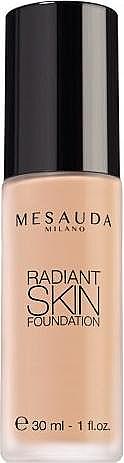 Hyaluronic Acid Foundation - Mesauda Milano Radiant Skin Foundation