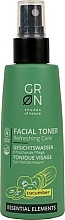 Fragrances, Perfumes, Cosmetics Face Toner - GRN Essential Elements Cucumber Toner