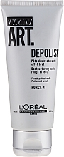 Fragrances, Perfumes, Cosmetics Reconstructing Paste - L'Oréal Professionnel Tecni.art Depolish Force 4