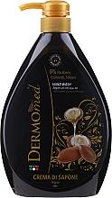 Fragrances, Perfumes, Cosmetics Argan Oil Cream-Soap - Dermomed Cream Soap Argan Oil