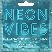 Fragrances, Perfumes, Cosmetics Face Mask - Marion Neon Vibes Illuminating Peel-Off Mask