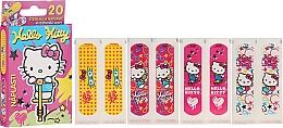 Fragrances, Perfumes, Cosmetics Kids Protective Plasters - VitalCare Hello Kitty Kids Plasters