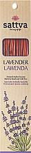 "Fragrances, Perfumes, Cosmetics Scented Sticks ""Lavender"" - Sattva Lavender"