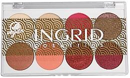 Fragrances, Perfumes, Cosmetics Eyeshadow Palette - Ingrid Cosmetics Bali Eyeshadows Palette