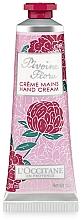 Fragrances, Perfumes, Cosmetics Hand Cream - L'Occitane Pivoine Flora Hand Cream