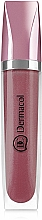 Fragrances, Perfumes, Cosmetics Grape Scented Light-Reflecting Lip Gloss - Dermacol Shimmering Lip Gloss