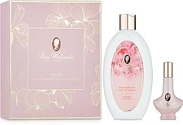 Fragrances, Perfumes, Cosmetics Pani Walewska Sweet Romance - Set (perfum/30ml + b/foam/500ml)