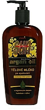 Fragrances, Perfumes, Cosmetics After Sun Body Lotion - Vivaco Sun Argan Oil Lotion After Sun Care