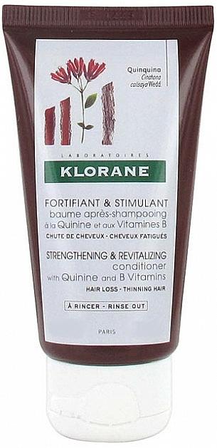 Conditioner with Quinine & Vitamin - Klorane Conditioner with Quinine & Vitamin B — photo N2