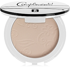 Fragrances, Perfumes, Cosmetics Mattifying Powder - Relouis Complimenti Powder