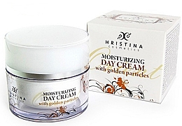 Fragrances, Perfumes, Cosmetics Moisturizing Day Face Cream SPF 30 - Hristina Cosmetics Orient Gold Moisturizing Cream SPF30