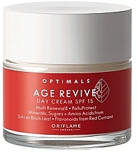Anti-Aging Day Cream - Oriflame Optimals Age Revive SPF 15 — photo N1