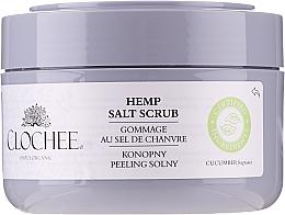 Fragrances, Perfumes, Cosmetics Hemp Body Salt Scrub - Clochee Hemp Salt Scrub