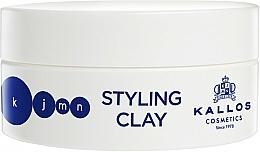 Fragrances, Perfumes, Cosmetics Hair Styling Clay - Kallos Cosmetics KJMN Styling Clay