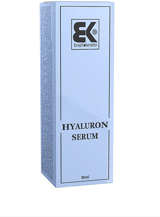 Hyaluronic Serum - Brazil Keratin Hyaluronic Serum — photo N2