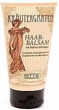 Fragrances, Perfumes, Cosmetics Melissa Hair Balm - Styx Naturcosmetic Haar Balsam mit Melisse