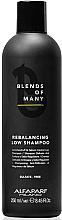 Fragrances, Perfumes, Cosmetics Rebalancing Sulfate-Free Low Shampoo - Alfaparf Milano Blends Of Many Rebalancing Low Shampoo