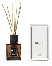 Fragrances, Perfumes, Cosmetics Reed Diffuser - Culti Milano Decor Classic Aqqua Diffuser