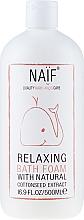 Fragrances, Perfumes, Cosmetics Relaxing Bath Foam - Naif Baby & Kids