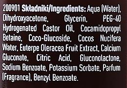 Self-Tanning Body Foam with Organic Coconut Water for Dark Skin - Lirene Espress Self Tanning Foam Dark Skin — photo N3