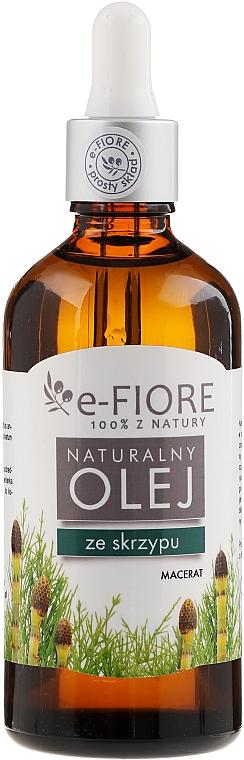 Horsetail Oil - E-Flore Natural Oil