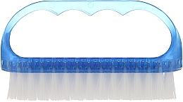 Fragrances, Perfumes, Cosmetics Nail Brush, 74752, light blue - Top Choice