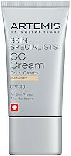 Fragrances, Perfumes, Cosmetics CC Cream - Artemis of Switzerland Skin Specialists CC Cream